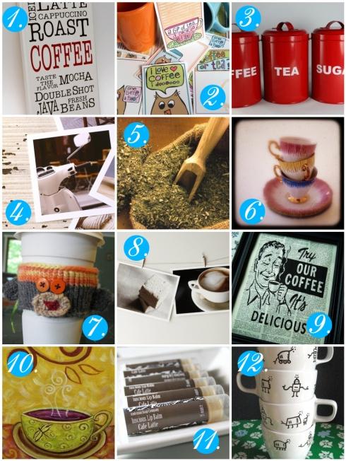 Wednesday Inspiration- Coffee