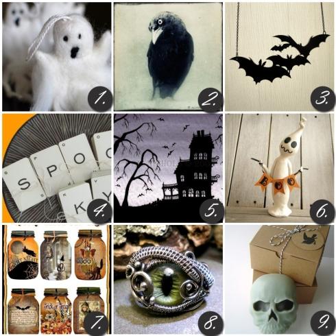 Wednesday Inspiration- spooky