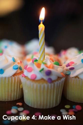 Cupcake 4: Make a Wish