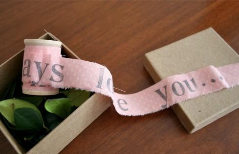 DIY- Unraveling a Letter
