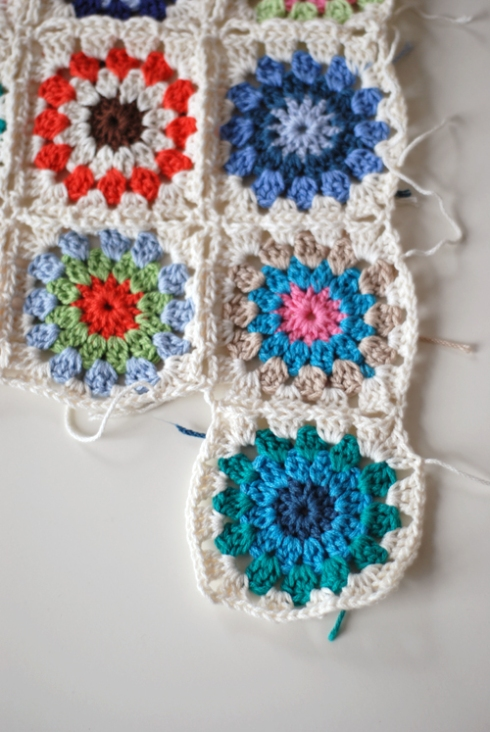 How to Crochet a Blanket Part 1