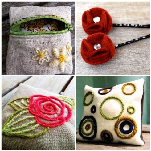 Featured Handmade Artist- TheBloomingThread