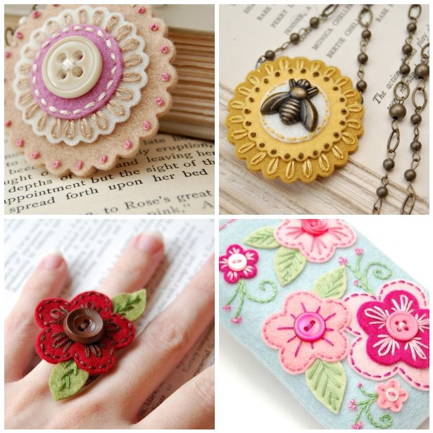 Featured Handmade Artist- SewSweetStitches
